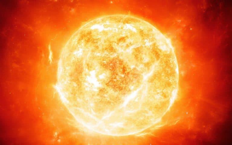 que es el sol