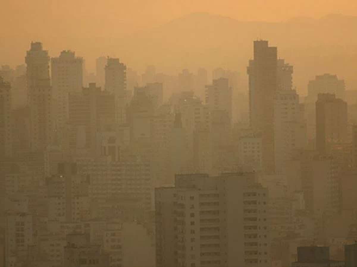 smog fotoquimico en ciudades