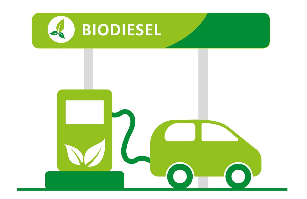 caracteristicas del biodiesel