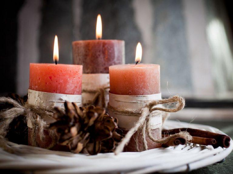 como hacer velas aromaticas