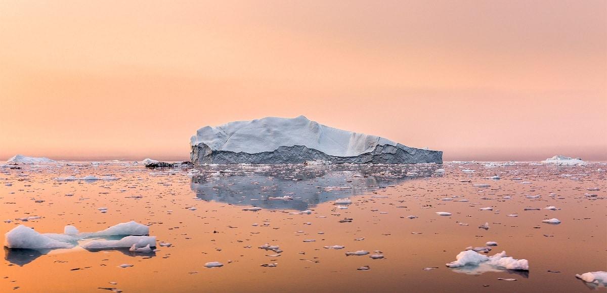 consecuencias del cambio climático deshielo